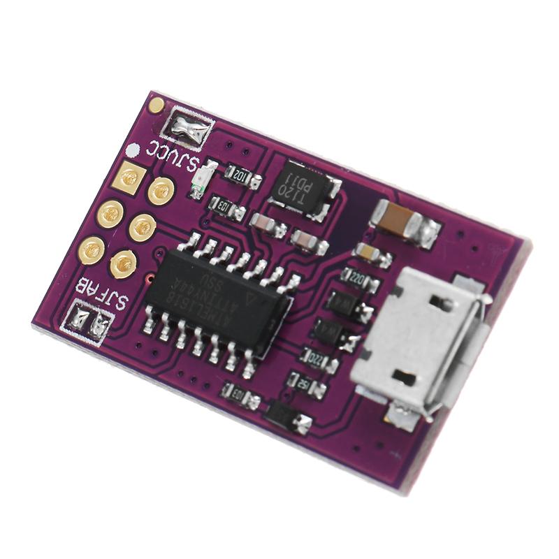 CJMCU AVR ISP ATtiny44 USBTinyISP Programmer Arduino Bootloader