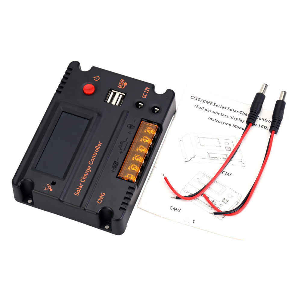 Solar Charge Controller Wiring Lzk Gallery