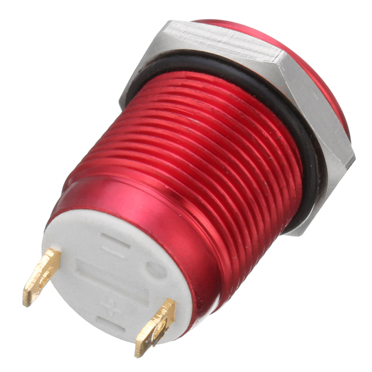 5a 16v 12mm 2pin Button Switch Stainless Steel Momentary Push Switches Large 10mm Latching Red 7556c89e Bb16 4d3b 9e17 3671fcf056a6