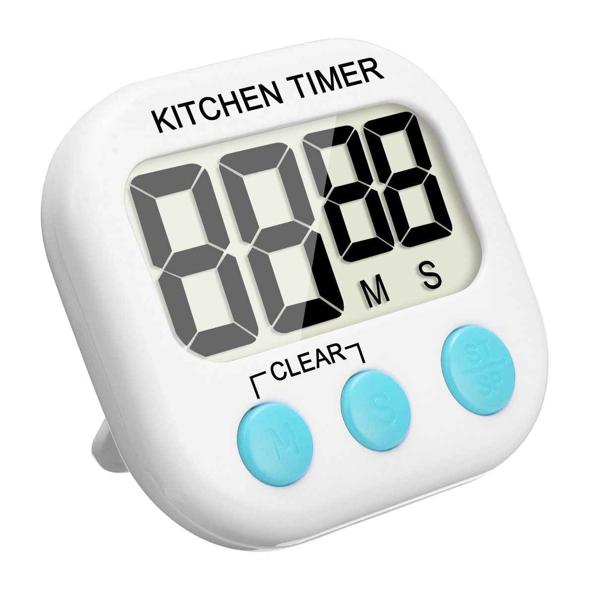 EIVOTOR HX103-2 LCD Electronic Timer Digital Timers Kitchen Timer ...