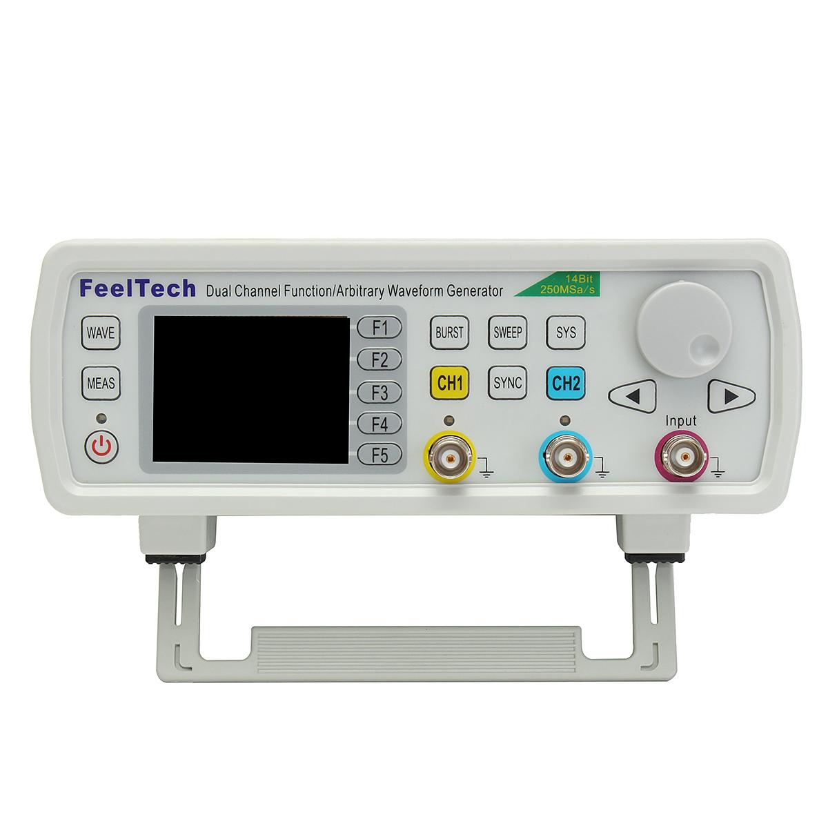 Digital Signal Generator : Fy digital mhz dual channel dds function