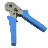 HSC8 6-6 0.25-6.0mm  Crimping Tools Self-adjustable Ratcheting Ferrule Wire Crimper Plier