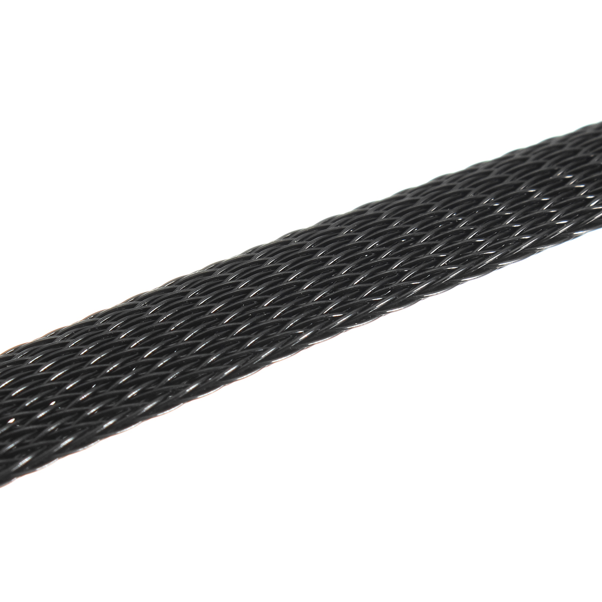 6m 8mm/10mm/12mm/15mm/20mm Wire Cable Sheathing Expandable Sleeving ...