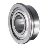 10pcs MF115ZZ 5x11x4mm Flange Bushing Ball Bearings Flange Size 12.5×0.8mm
