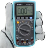 ANENG ANG860B+ Backlight Digital Multimeter AC/DC Current Voltage Resistance Frequency Temperature  /  Tester