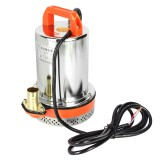 DC 12V 50L/M Water Pump Submersible Well Pump Swimming Pool Pond Flood Drain