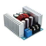 DC 6-40V To 1.2-36V 300W 20A Constant Current Adjustable Buck Converter Step-Down Module Board With Short Circuit Protection Function