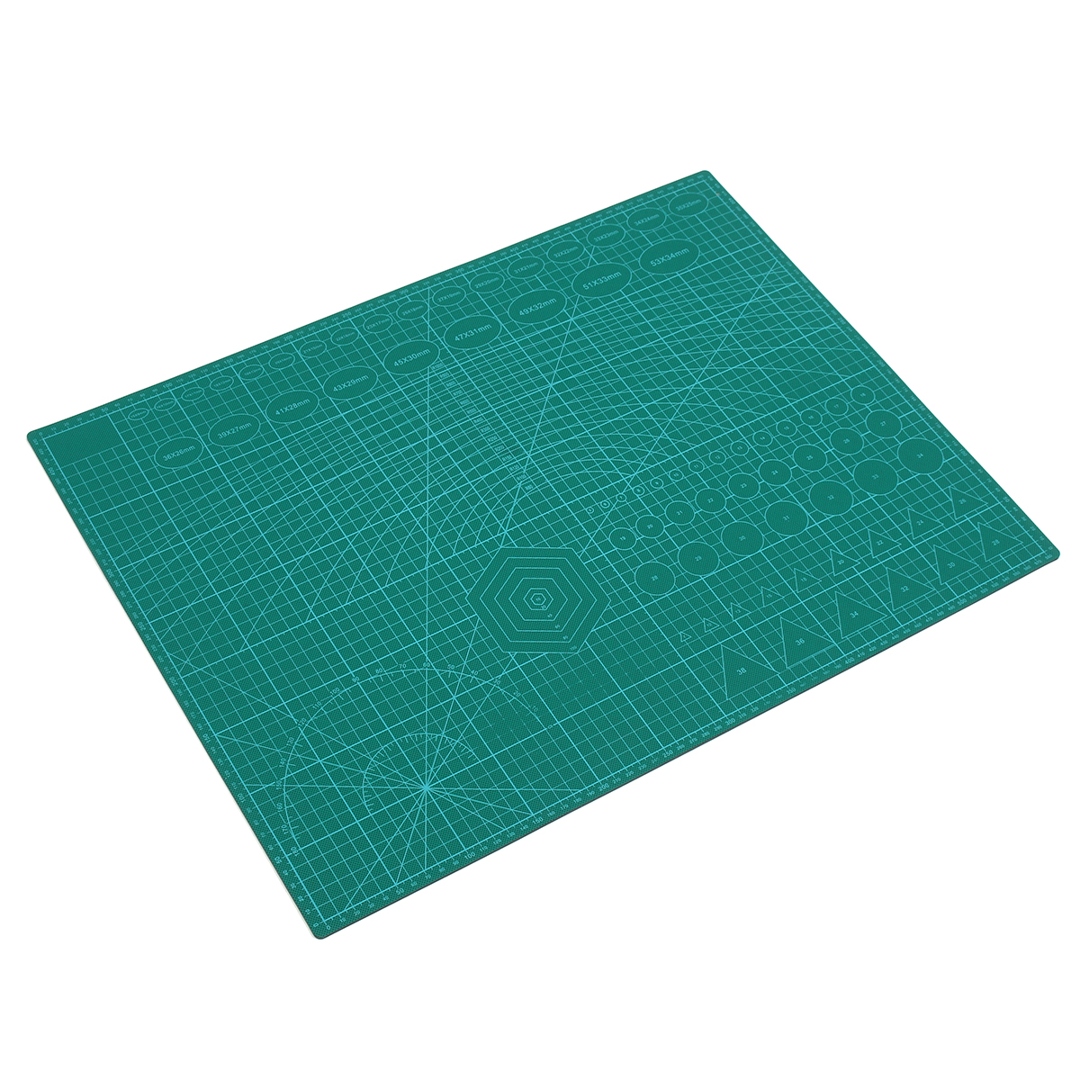 A2 pvc double printed self healing cutting mat craft for Cutting mat for crafts