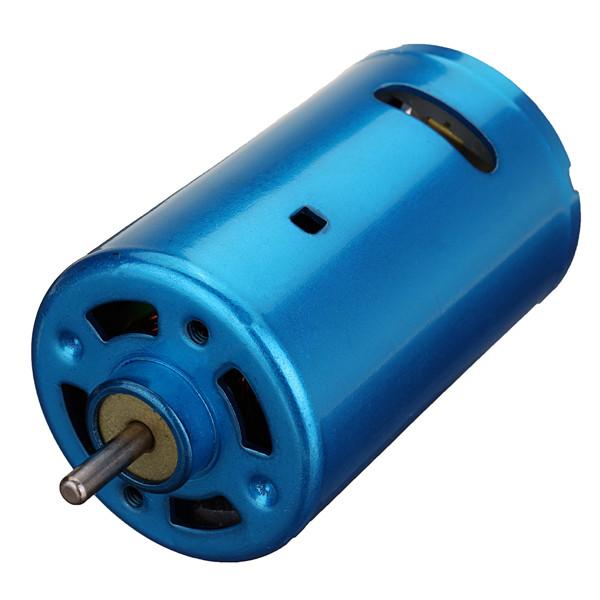 Rs 550 motor dc 6 24v high speed large torque motor alex nld for 24v dc motor high torque