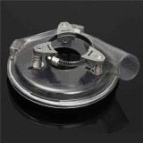 Dust Shroud Kit Dry Grinding Dust Cover for 4 Inch 5 Inch Angle Grinder Power Tool Accessories