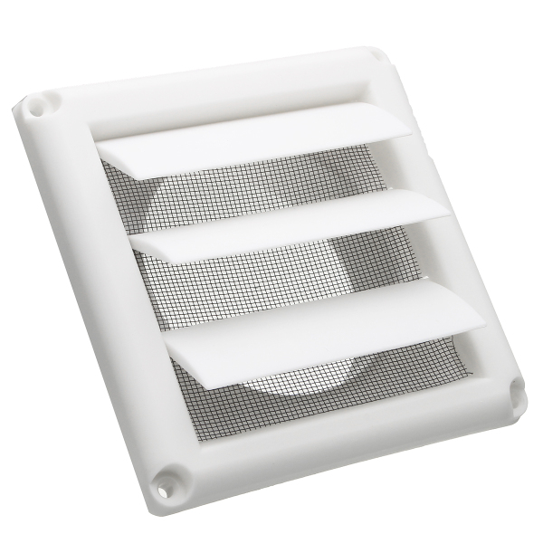 Air Ventilator Wall : Plastic ventilator cover air vent grille ventilation