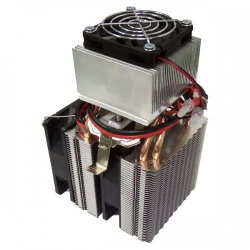 12V 20A DIY Electronic Semiconductor Refrigerator Radiator Cooler Mini Air Conditioner Cooling Equipment Cooling System