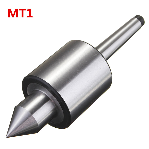 MT2 Live Center Morse Taper Bearing Tailstock Center CNC Lathe Cutter Tool
