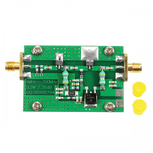 1MHz-700MHZ 3.2W HF VHF UHF FM Transmitter RF Power Amplifier For Ham Radio