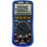 OWON BT33+ Digital Bluetooth True RMS Multimeter AC DC Voltage Current Resistance Capacitance Temperature Tester Offline Record for Android 4.3 IOS 7.0