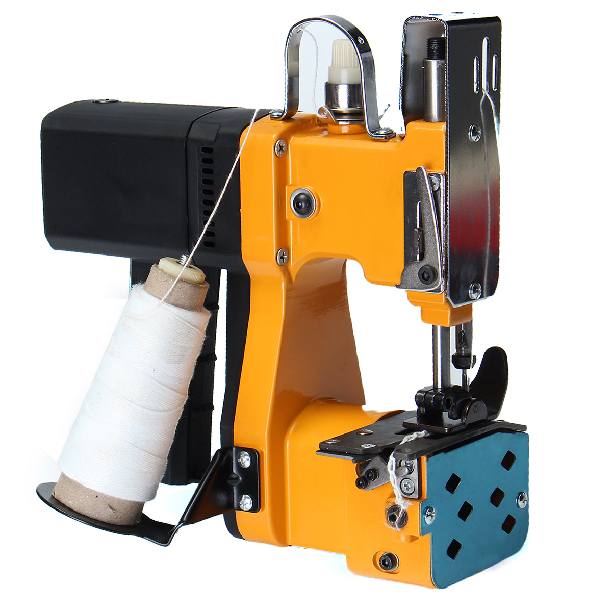 220V Portable Electric Sewing Machine Sealing Machines Industrial Cloth Tools