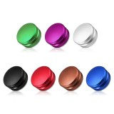 58mm Adjustable Coffee Tamper Stainless Steel Flat Base Palm Coffee Tamper 7 Colors