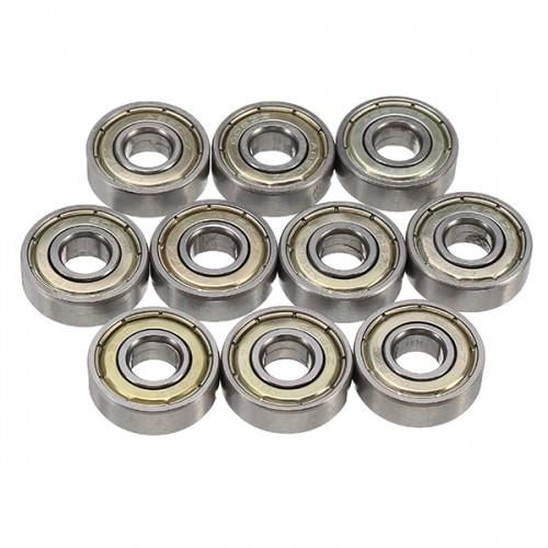 10pcs ABEC-7 608ZZ 8x22x7mm Ball Bearings Deep Groove Ball Bearing