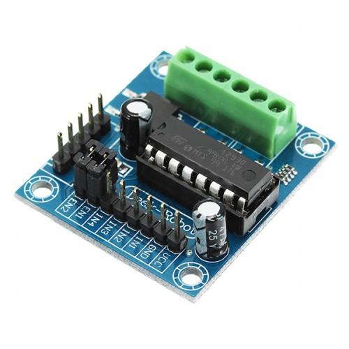 Mini l d arduino motor drive expansion board