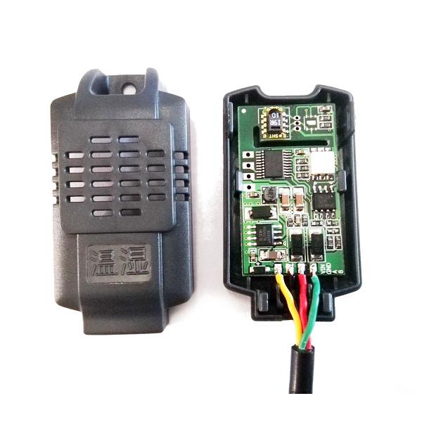 Modbus RS485 Temperature and Humidity Transmitter Sensor High Precision Monitori