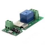 3Pcs Geekcreit® USB 5V DIY 1 Channel Jog Inching Self-locking WIFI Wireless Smart Home Switch Socket APP Remote Control