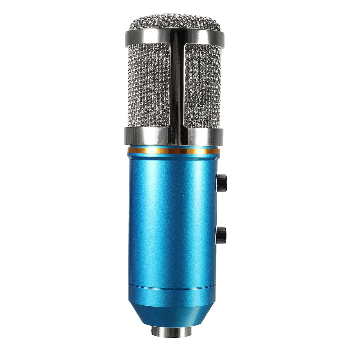 Mk F200tl Audio Usb Condenser Microphone Sound Recording Vocal Stand Mic Holder For 1 X Anti Wind Foam Cap More Detailed Photos Mount