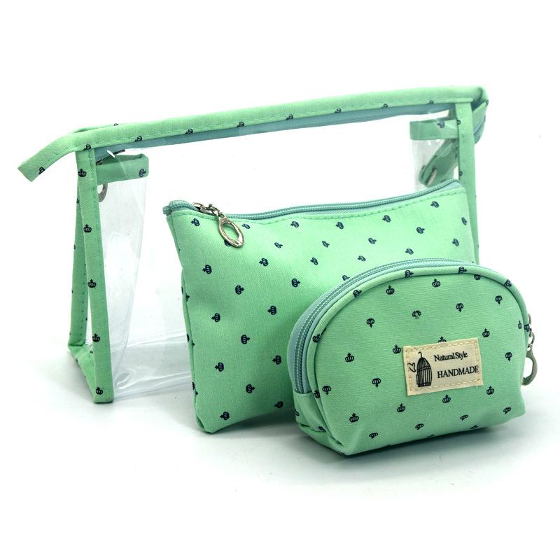 Travel Toiletry Bag Travel Storage Waterproof Portable Fabric