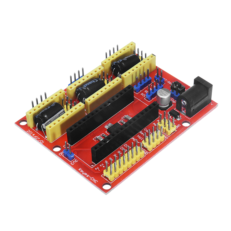 Arduino cnc shield v expansion board for engraver