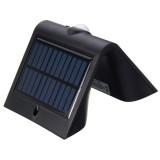 Solar Power COB LED PIR Motion Sensor Waterproof Wall Light Outdoor Garden Path Lamp