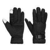 Full Finger Touch Screen Gloves For Motorcycle Motorbike Cycling Racing Sports Protect Black Brown