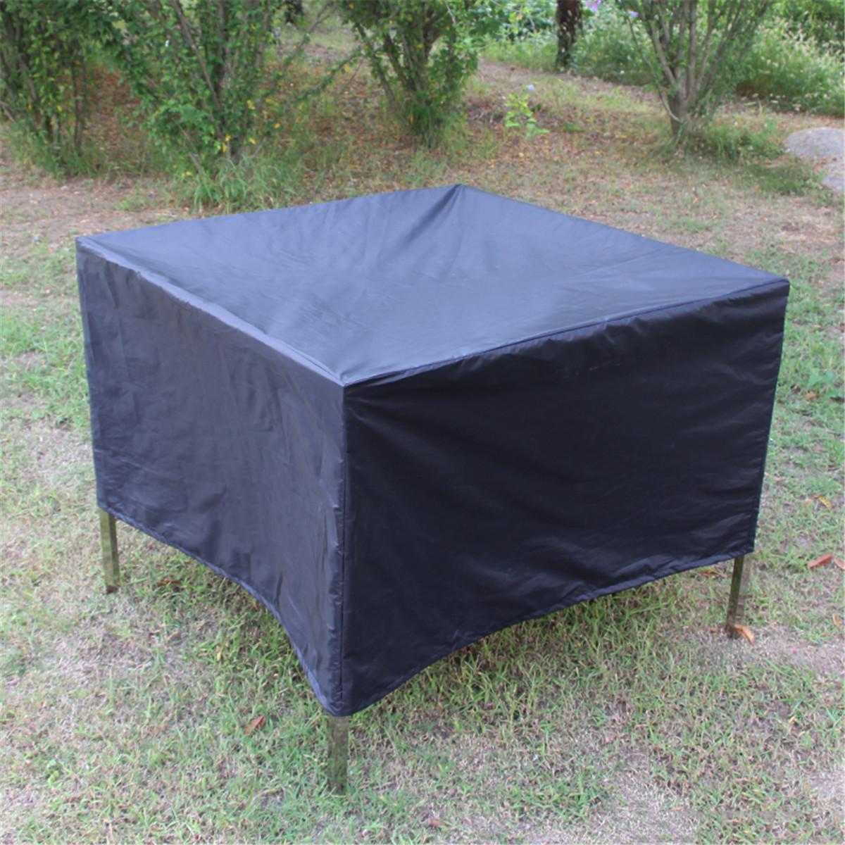 Ipree 160x160x84cm Outdoor Garden Patio Waterproof Cube