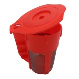 KCASA KC-COFF18 K-Cup Refillable Coffee Capsule Cup Drip Keurig Reusable Refilling Filter For Nespresso Machine