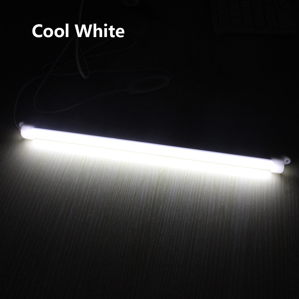 35CM 52CM 5W 8W 2835 SMD USB Dimmable LED Rigid Strip Bar Light Eyes Reading Table Lamp DC5V