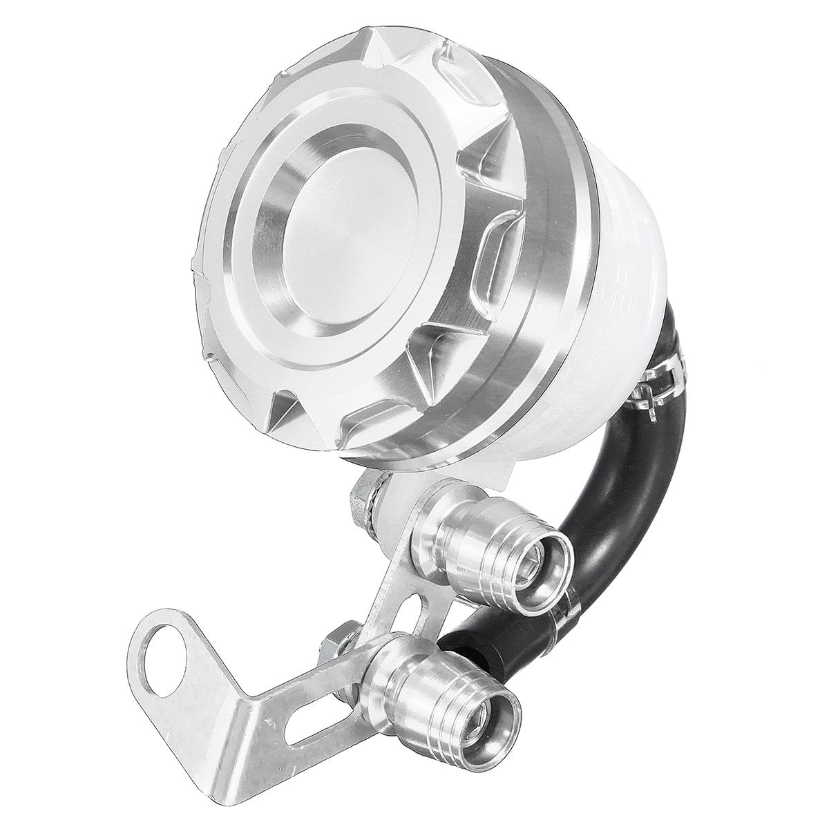 CNC Motorcycle Brake Clutch Cylinder Fluid Oil Reservoir Tank Cup Universal