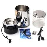 220V 304 Stainless Steel Water Distiller 4L Pure Water Purifier Filter EU Standard Kitchen Appliance