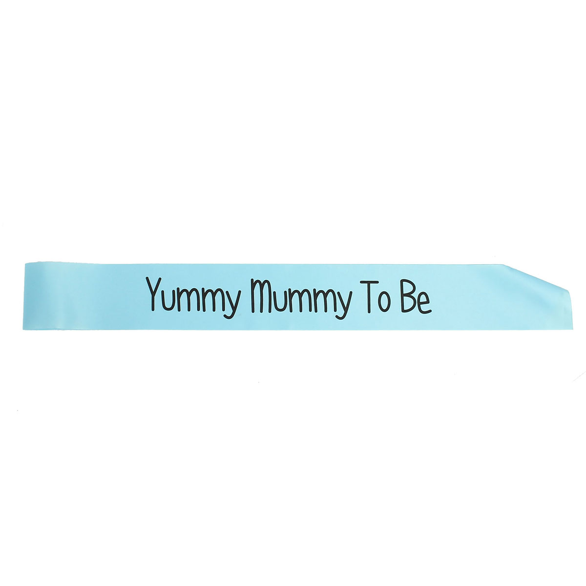 Colors Baby Shower Party Satin Sash Banner Ribbon New Mummy To Be