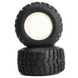 ZD Racing Parts 1:10 10427-S Tire / Sponge Group No.7377 Original