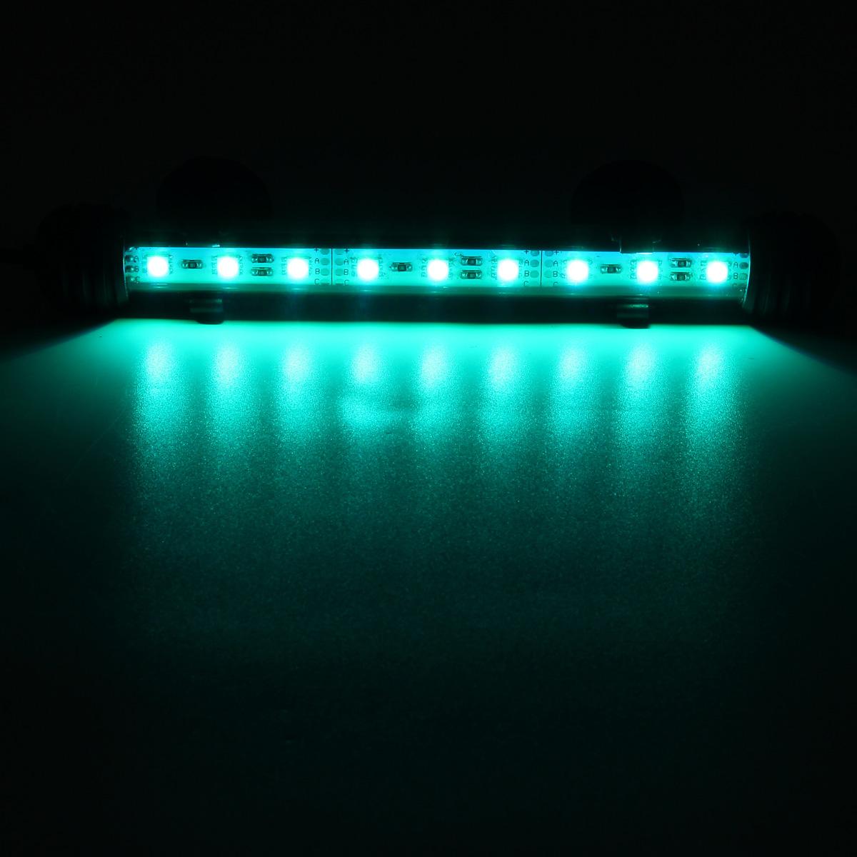 18cm rgb led fish tank light aquarium light alex nld for Led fish tank