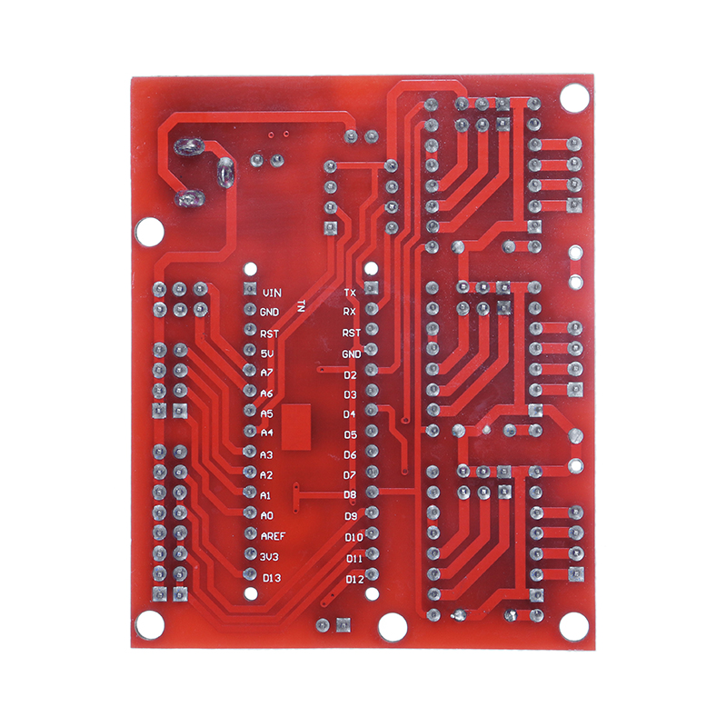 arduino cnc shield v4 expansion board for arduino engraver. Black Bedroom Furniture Sets. Home Design Ideas