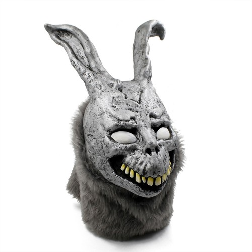 Hunting Latex Scary Rabbit  Animals Mask Full Face Cosplay Horror For Halloween Terror