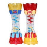 Cikoo New Baby Bath Toys Scoop Water Swimming Beach Rotating Cylinder Flow Observation Cup