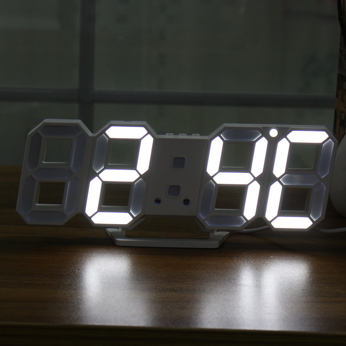 Large modern digital led skeleton wall clock timer 2412 hour 2959d38e f8e5 420b 9ba2 72a98feef88d amipublicfo Choice Image