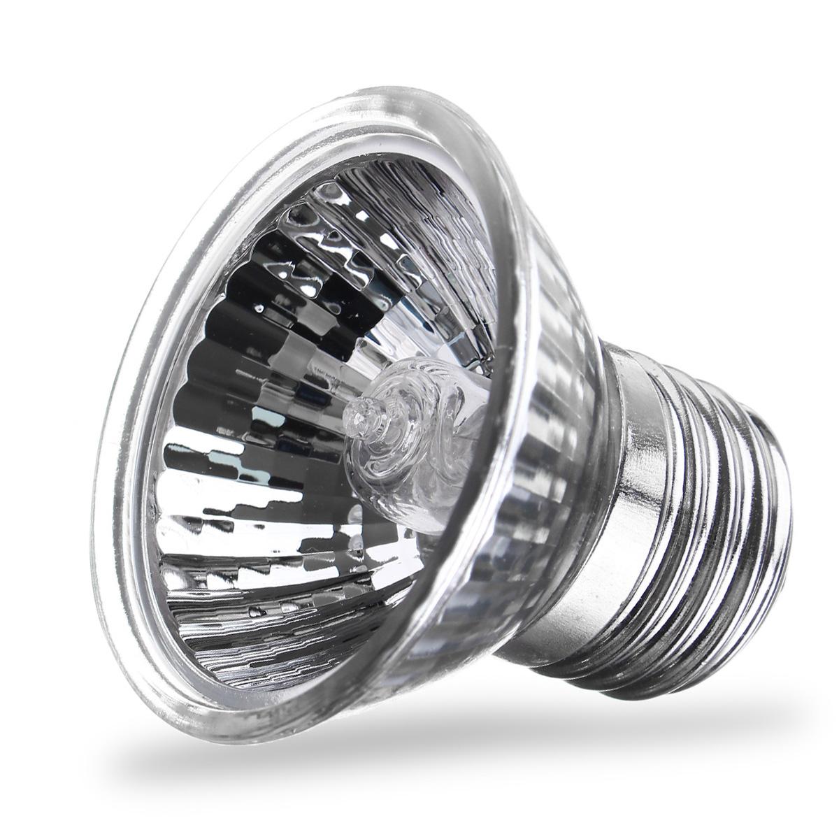 Plant Sun Bulb Reptile Heat Light Brooder Pet Heating Lamp E27 UVA+UVB