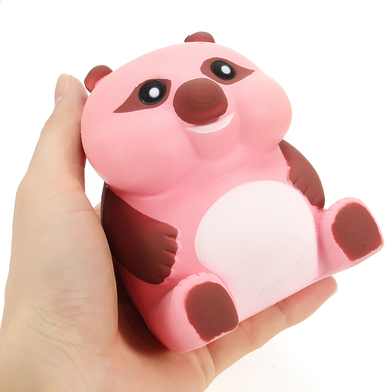 Squishy Bear Toys : Squishy Bear 10cm Slow Rising Animals Cartoon Collection Gift Decor Soft Squeeze Toy Alex NLD