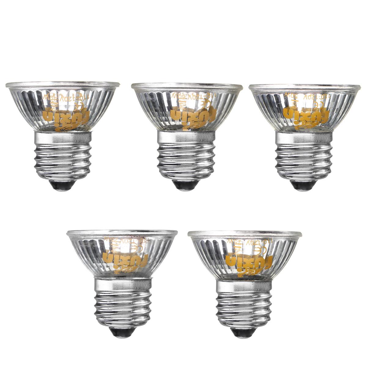E27 25w 40w 50w 60w 75w Uva Uvb Led Light Bulb Reptile Pet Terrarium Brooder Heater Lamp Ac110v