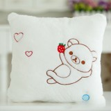 KCASA LP-2 Luminous Pillow Christmas Toys Led Light Plush Funny Pillow Colorful Kids Toys Birthday Gift