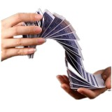 Magic Electric Deck of Cards Prank Trick Prop Poker Acrobatics Waterfall Card Props