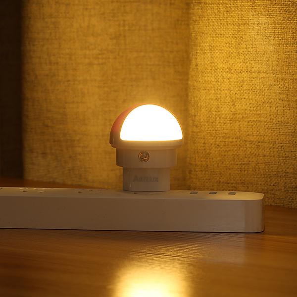ARILUX® 360 Degree Rotation Smart Light Sensor LED Plug-in Wall ...