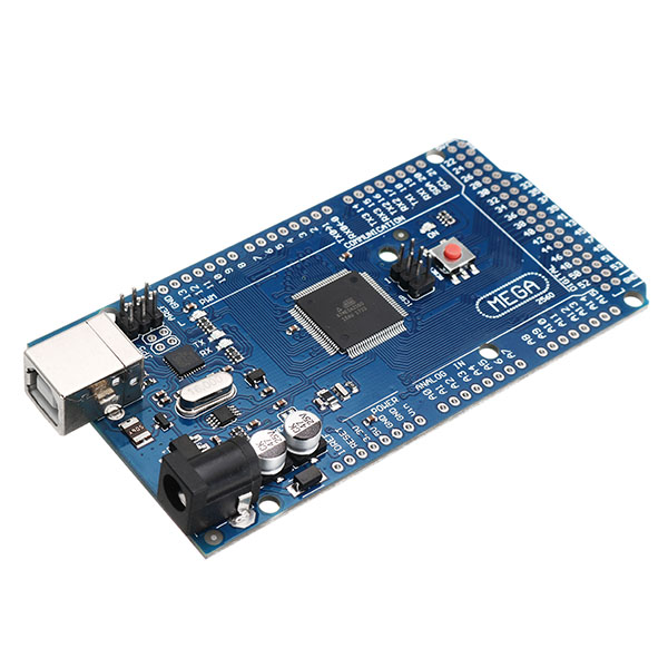 Geekcreit Mega 2560 R3 ATmega2560-16AU Development Board Without USB Cable Unsolder Pin Header For Arduino