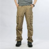 Mens Detachable Pants High Quality Fashion Casual Trousers Suit Pants Tactics Trousers